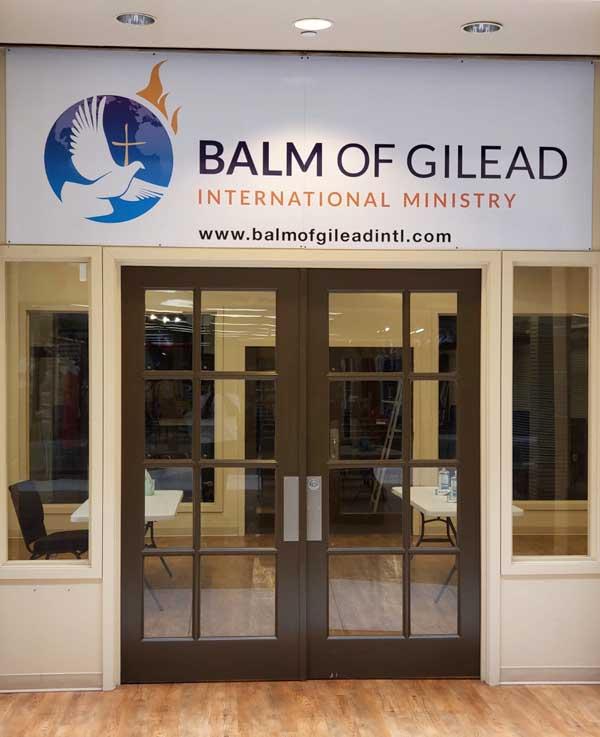 Balm of Gilead International - Elkhart Indiana